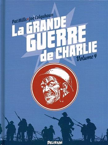 la grande guerre de charlie volume 4