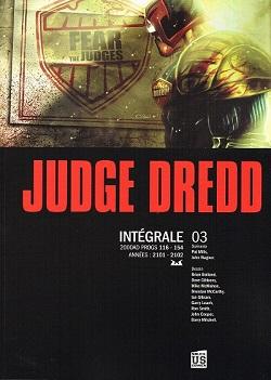 judge dredd intégrale 03