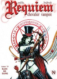 Couverture Requiem Tome 10