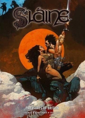 slaine volume 7