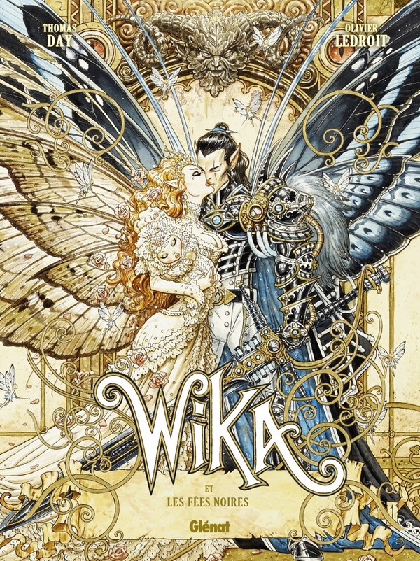 Couverture Wika T.1 - Olivier Ledroit et Thomas Day