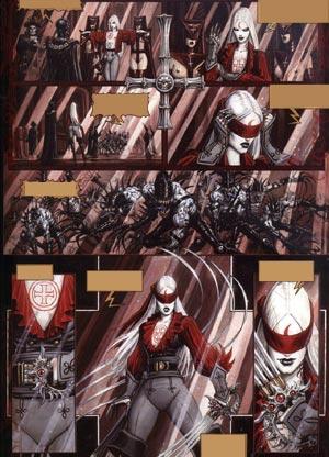 Requiem, Chevalier Vampire T08-2